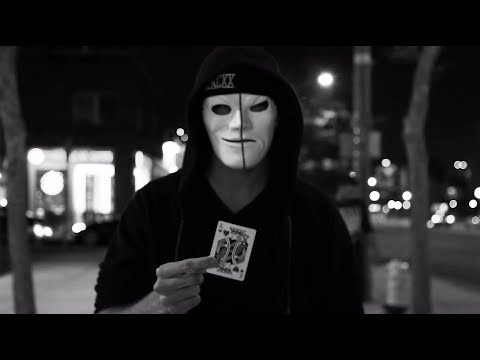 Daily Street Magic: Day 13 [Masked Magician]
