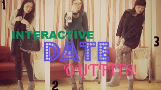 Date Outfit Ideas: [INTERACTIVE - START HERE] ♥ Thumbnail