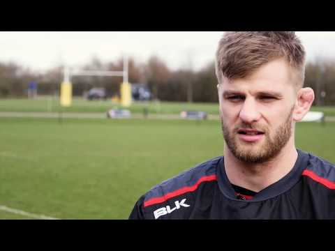 George Kruis on the importance of the Anglo Welsh Cup