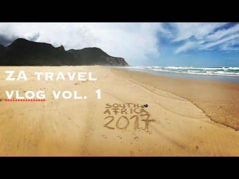 South Africa travel vlog vol. 1 / Cape Town + Langebaan + Wilderness + Pletttenberg