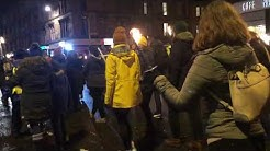 Glasgow's St Andrew's Day Torchlight Parade