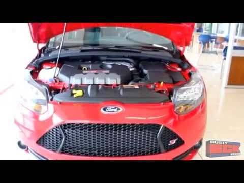 quick review of 2013 ford focus st at rusty eck ford in wichita ks youtube. Black Bedroom Furniture Sets. Home Design Ideas