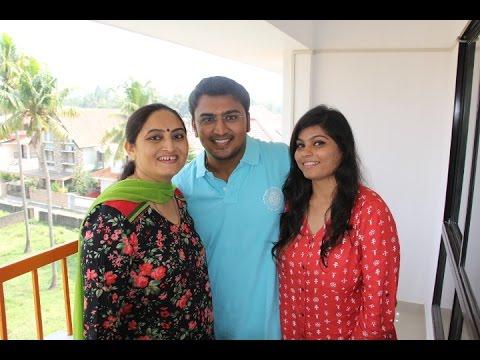 Nature Life International :Testimonial Rishina & Family