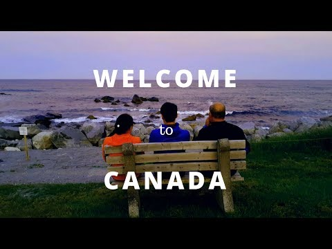 Travel Canada: My Korean In-Laws Visit Home