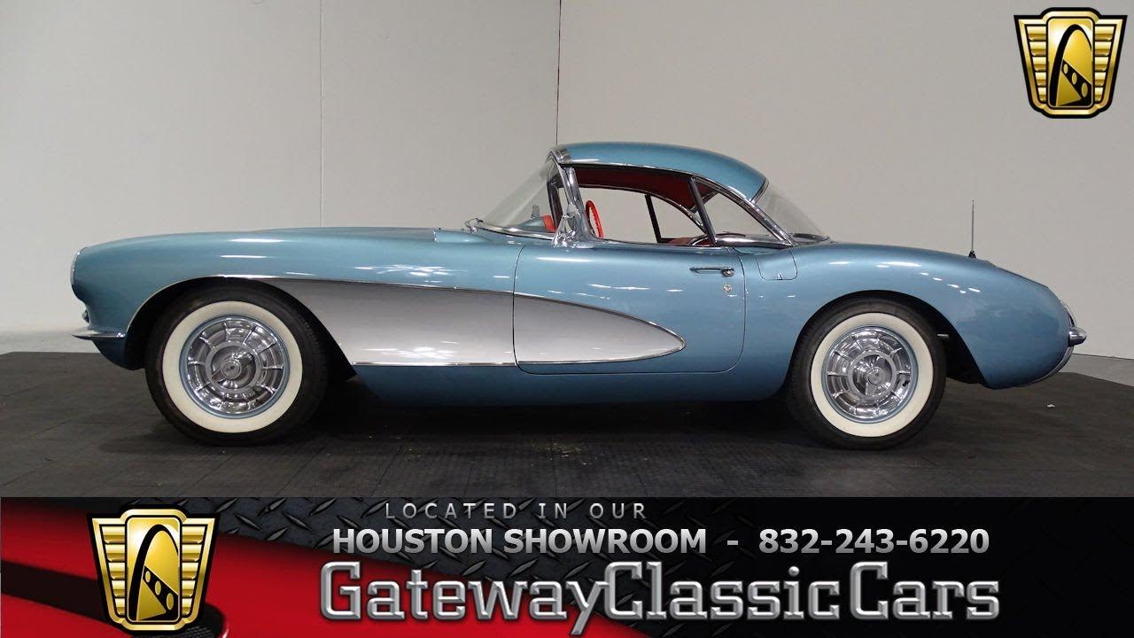1957 chevrolet corvette for sale on classiccars com 31 - 1957 Chevrolet Corvette Gateway Classic Cars 974 Houston Showroom