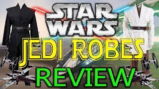 STAR WARS JEDI ROBES | Awesome Review