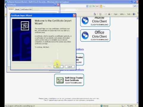 Windows xp certificate install youtube windows xp certificate install yelopaper Gallery