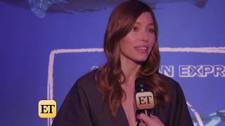 Jessica Biel talks the birth of her son Silas Timberlake