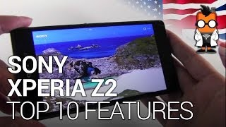 Sony Xperia Z2 Top 10 Features - Detailed Review