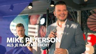 Mike Peterson -  Als je naar me lacht | Sterren NL Fancafé