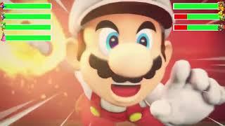 Super Mario Odyssey  With HealthBars  Mario39s NightMare HD