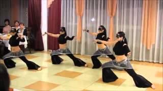 Танец Живота Саратов Трайбл-фьюжн Лодос рук. Наталия Комиссарова