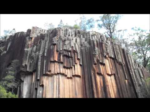 Giants Causeway of Australia - Sawn Rocks, Mt Kaputar National Park - causeway