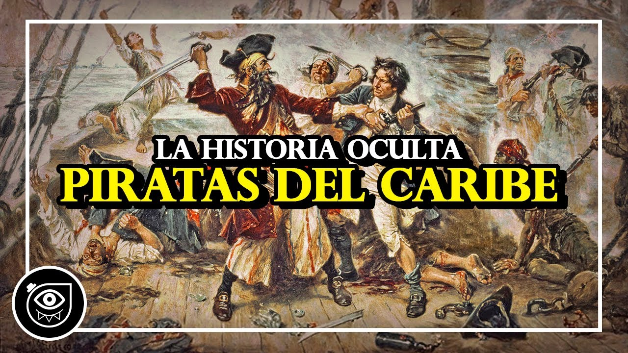 "La Historia Oculta de ""PIRATAS DEL CARIBE"" | ¿Fue algo real? | SECRETO REVELADO | CRONOS FILMS TV"
