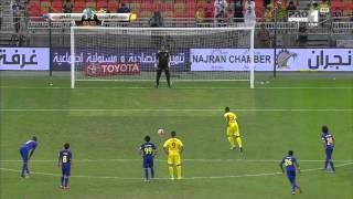 Saudi Arabia Pro League 2015-16 / Eric 2 goals + 2 assists vs. Al-Nasr 2017 Video