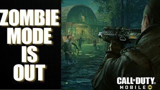 Gambar cover Call Of Duty Mobile Zombie Mode is Here   Download Now