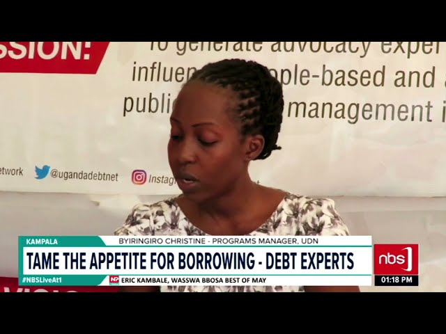 Experts on Debt worried about the increasing trend of Uganda's Public Debt