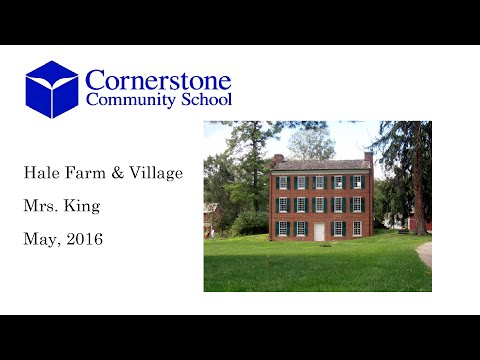Cornerstone Community School - Hale Farm