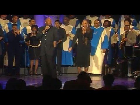 Yolanda Adams & Donnie McClurkin - TBN: Praise the Lord (1998)