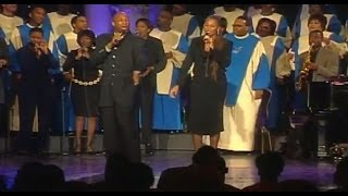 Yolanda Adams & Donnie McClurkin - TBN: Praise the Lord (1998)