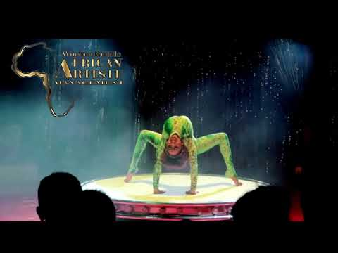 AFRICAN ACROBATS MANAGEMENT SOLO CONTORTION #005