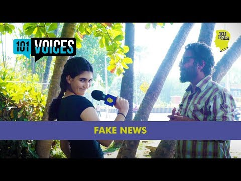 Fake News On Facebook & WhatsApp Forwards   101 Voices   What India Thinks