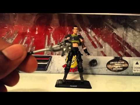 G.I. Joe Dreadnok Thunder Review