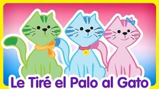 Le Tiré el Palo al Gato - Gallina Pintadita 2 - Oficial - Canciones infantiles para niños y bebés thumbnail
