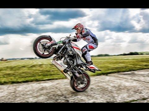 World's Best Motor Freestyler! - Bike Stunt - Troger Mokus