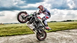 World's Best Motor Freestyler! - Bike Stunt - Troger Mokus