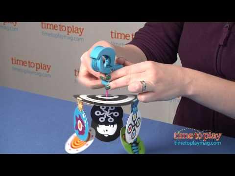 Manhattan Toy Wimmer-Ferguson Infant Stim-Mobile for Cribs