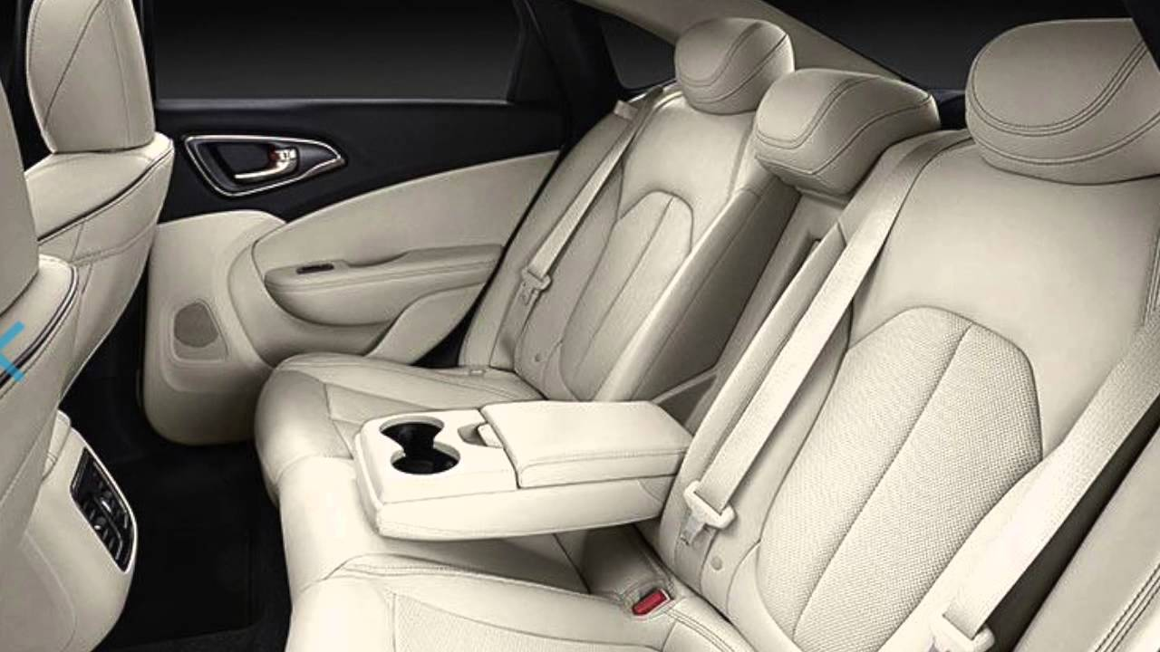 2017 Chrysler 200 Vs Hyundai Sonata