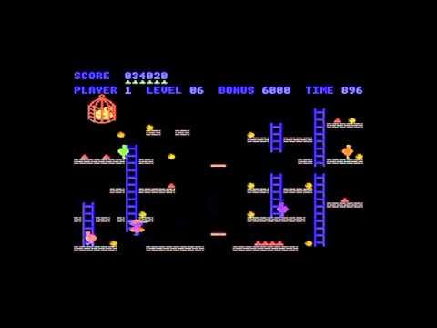Chuckie Egg - Commodore 64