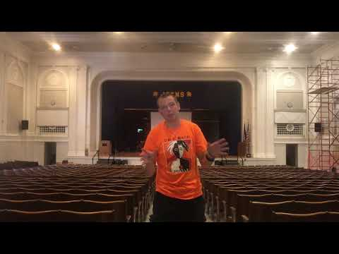 Mr. Peace Visits Jefferson County Traditional Middle School in Louisville, Kentucky