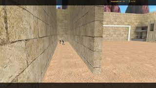 Counter Strike 1 6 Спецназ VS  Террористы