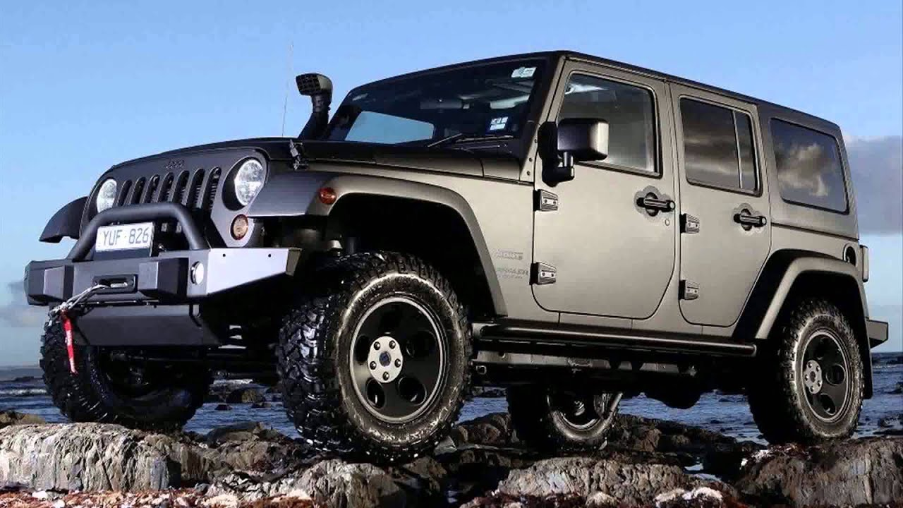 2015 jeep wrangler - youtube