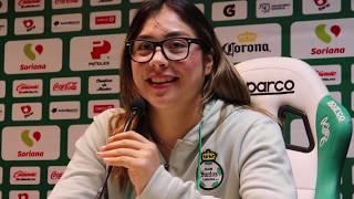 embeded bvideo FEMENIL   Rueda de Prensa: Wendy Toledo - 16 Enero