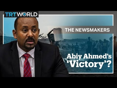 Ethiopia Conflict: We ask Abiy Ahmed's Spokesperson about his stated Victory in Tigray