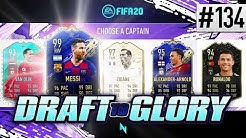99 RATED TOTY MESSI! - FIFA20 - ULTIMATE TEAM DRAFT TO GLORY #134