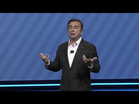 Nissan Keynote Address at CES 2017
