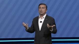 Nissan Keynote Address at CES 2017 thumbnail