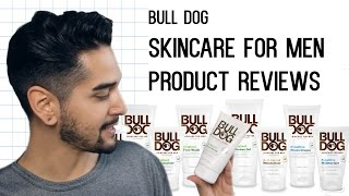 BULLDOG Skin Care For Men - Product Review (Men