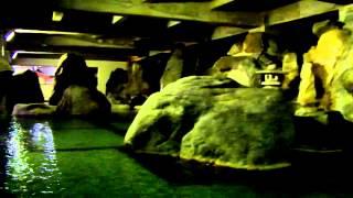 寺尾温泉の大岩風呂