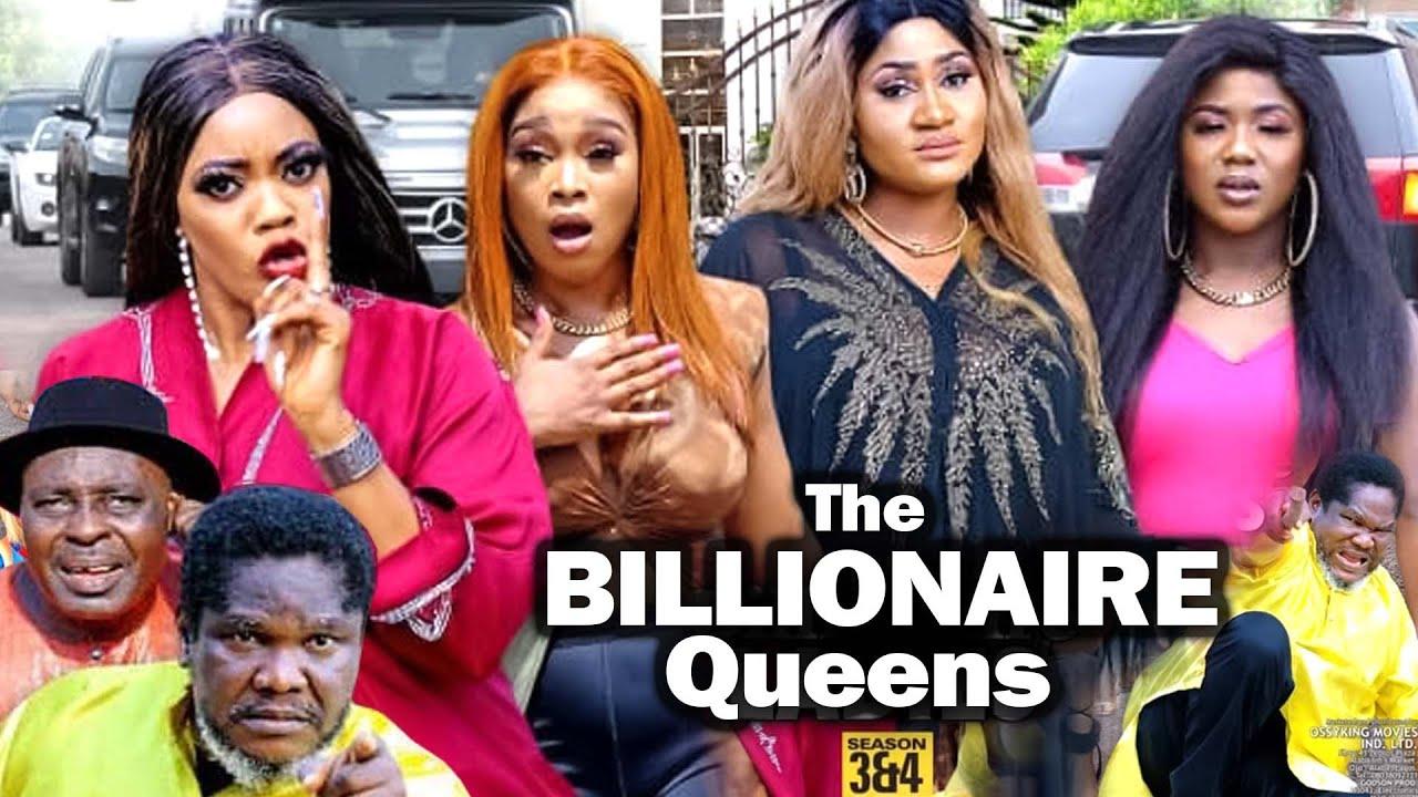 Download THE BILLIONAIRE QUEENS 3&4 (New Movie) Eve Esin  Ugezu J Ugezu Racheal Ogbonna LATEST NIGERIAN MOVIE