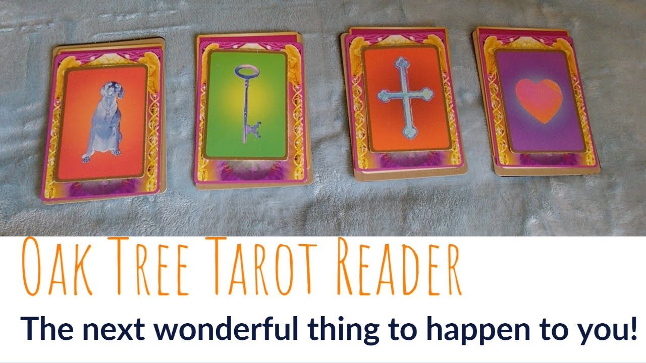 Pick a card - The next wonderful thing to happen for you! Timeless reading.