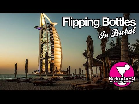 Bartending in Dubai - Ramblings of a Bartender