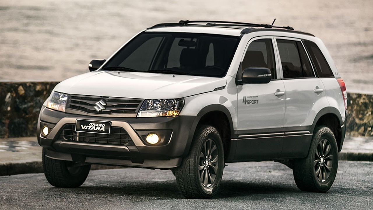 2017 next gen suzuki grand vitara to be out with new look. Black Bedroom Furniture Sets. Home Design Ideas