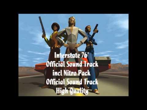 |70's| Interstate 76 Soundtrack INCL Nitro Pack Soundtrack