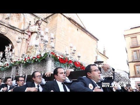 VÍDEO: Algunas imágenes de la Procesioón del Sagrado Corazón de la parroquia de San Mateo