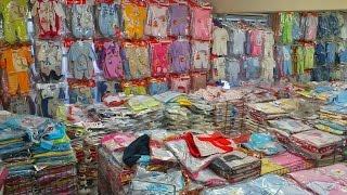 видео Детская одежда оптом из Китая в Москве